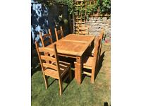 Pine Kitchen Table (6 seater)