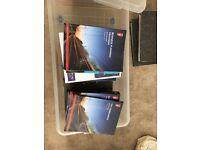 ACA textbooks - various