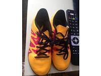 Kids football boots size 13
