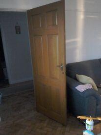Five Solid-Wood Doors