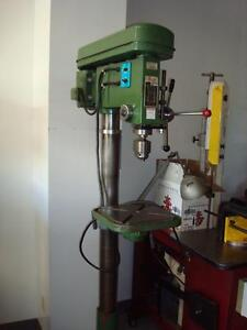 "Enco 5/8"" Floor Drill Press"