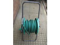 Hose pipe trolley and hose