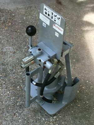 Greenlee Fairmont Hydraulic Sign Post Puller Model H4905a - Used Demo Tool