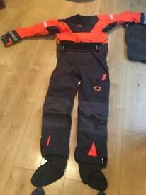 Typhoon Multisport Hinge Dry Suit - Size L