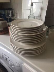 6 piece Ikea dinner set