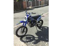 PITBIKE with 140cc Lifan Engine 4 Speed