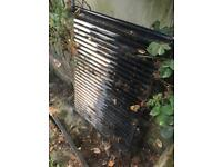 Old radiator - for scrap metal.