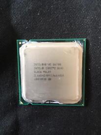 Intel core 2 quad Q6700 processor