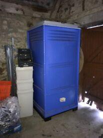Portaloo Site Toilet New and Unused! Portable Toilet Cabin