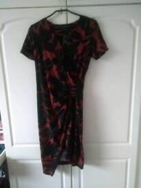 Slim fit next dress
