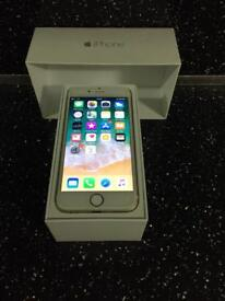 IPHONE 6 64gb UNLOCKED AND BOXED