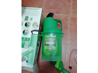 Cuprinol Spray and Brush 2 in 1 Pump Sprayer and Brush Fence and Shed Sprayer