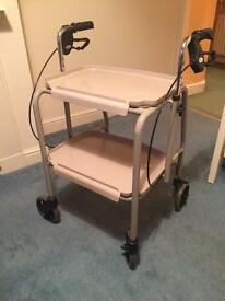Days Rollator with Trays