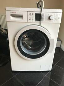 Bosch 3 year old washing machine