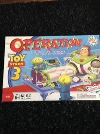 Toy story 3 operations game