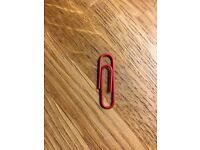 Red Paperclip