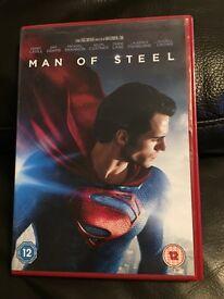 Man of steel dvd