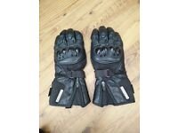 Motorcycle gloves XL Alpinestars Real leather