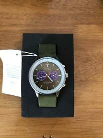 Men's triwa watch