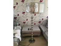 Beautiful free standing lamps for sale!!