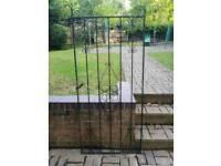 Steal gate
