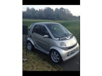 Smart Fortwo Brabus edition. Perfect lil xmas gift