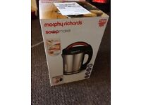 Soup Maker for Sale -box never opened