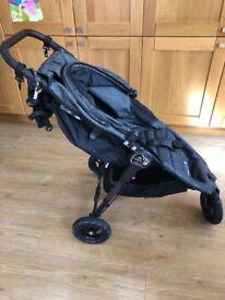 Baby jogger city mini GT pudhchair