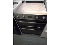 HOTPOINT SILVER BUILT IN COOKER FOR SALE