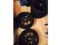 Honda civic type r alloy wheels for quick sale