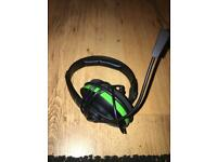 Xbox 1 Turtle beach headset