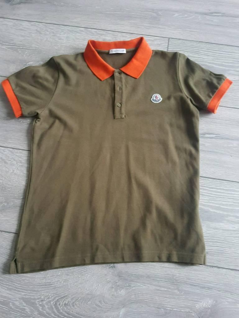 2f26f6113b4c Moncler junior polo shirt