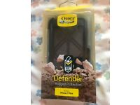 Otterbox defender rugged iPhone 7 plus case brand new in box rep £30