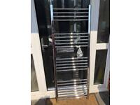 600mm polished Crome radiator