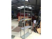 Dexion shelving suit home garage shed workshop warehouse!