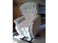 Woburn electric riser recliner armchair