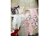 Big bundle of quality baby girls clothes!