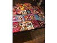 36 Jacqueline Wilson Books - Great/good condition