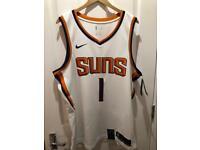 Phoenix Suns Swingman NBA jersey Devin Booker basketball vest