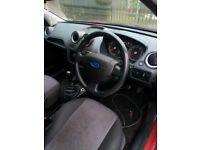 07 ford fiesta motd till nov full new exhaust new brakes discs service selling for 650