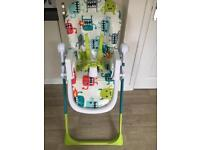 Cossatto Noodle Supa Highchair - Monster Mash 2