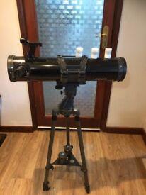 Jessops telescope (TA1100-102 Reflecting Scope)