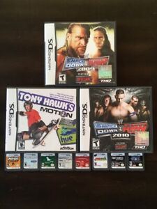 DS Games and System