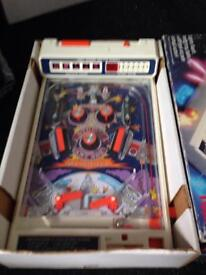 Tomy retro pinball game