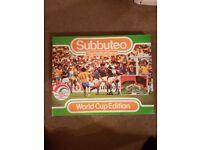 Subbuteo boxed world cup edition set