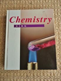 Chemistry by James P. Birk General Chemistry Hardback Book 1994