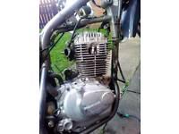 Honda xr 125 l engine