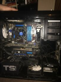 GAMING PC - PLAYS ALL TOP TITLES - 4 CORE - DEDICATED GRAPHICS
