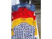 Boys clothes bundle aga 2/3