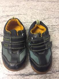 Clarks Shoes Size 4 1/2G